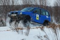 Скоростная гонка под Минском
