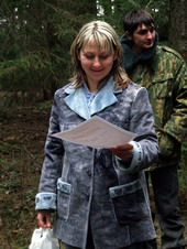Фото с первого женского внедорожного ориентирования Коллекция Зима-Весна 2007, фото 43