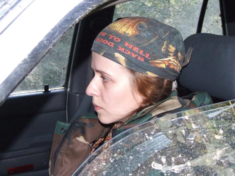 Фото с первого женского внедорожного ориентирования Коллекция Зима-Весна 2007, фото 2