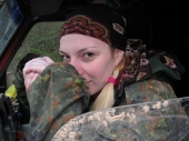 Фото с женского ориентирования Коллекция Зима-Весна 2008, фото 1