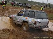 1 этап «Бобров – джип-триал» 2008 года. 19-20 апреля, Могилев