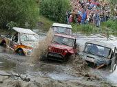 2 этап «Бобров – джип-триал» 2008 года - 190