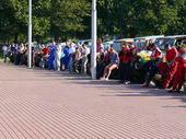 3 этап «Бобров – джип-триал» 2008 года. 2-3 августа, Брест