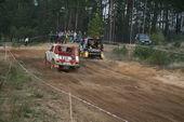 4 этап «Бобров – джип-триал» 2008 года. 4-5 октября, Бобруйск