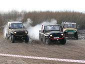 5 этап «Бобров – джип-триал» 2008 года. 6-7 декабря, Борисов
