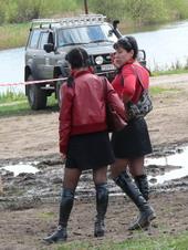«Бобров – джип-триал» в Минске 2008 года. 4 мая, Минск