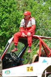 1 этап Кубка РБ по джип-триалу 2009 года. 30-31 мая, Заславль