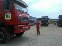 МАЗ на Дакаре 2013