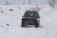 джип-спринт зимой